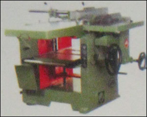 Woodworking Thickness Cum Surfacer Machine