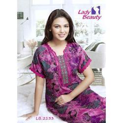 4eb75d65f6 Ladies Print Nighty in Mumbai, Maharashtra - Lady Beauty