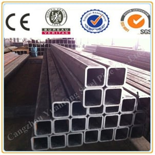 Seamless And Welded S355 Square Steel Tube