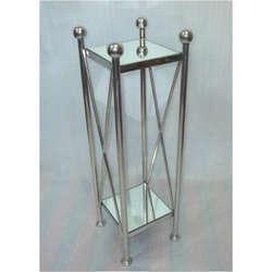 Steel Side Table