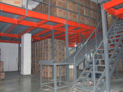 Modular Mezzanine Floor in  West Patel Nagar