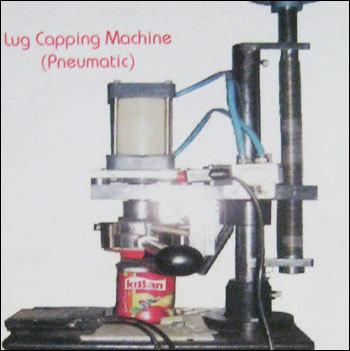 Lug Capping Machine (Pneumatic)