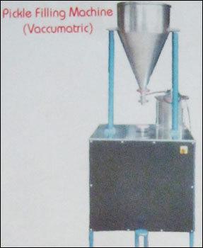 Pickle Filling Machine (Vaccumatric)