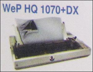 NEW DRIVER: HQ 1070 DX