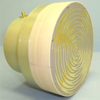 Cavity Backed Dual Arm Archimedean Spiral Antenna