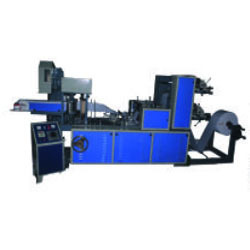 Automatic Band Saw Paper Napkin Machine