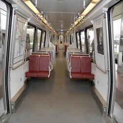 PVC Floorings For Railway Coaches