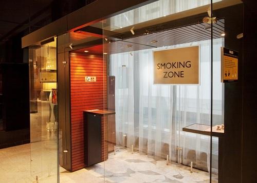 Smoking Cabin  in  Hauz Khas