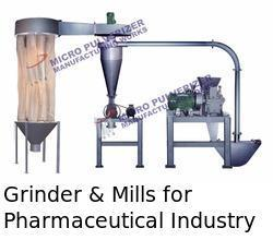Grinder Mill For Pharmaceutical Industry