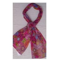 Polyester Print Scarves