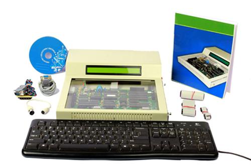 8031/51 Microprocessor Trainer (Lcd)