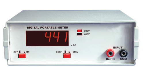 Digital Portable Meter