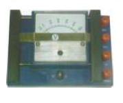 Multirange Ammeter And Voltmeter