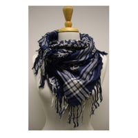 Stripe Cotton Scarves