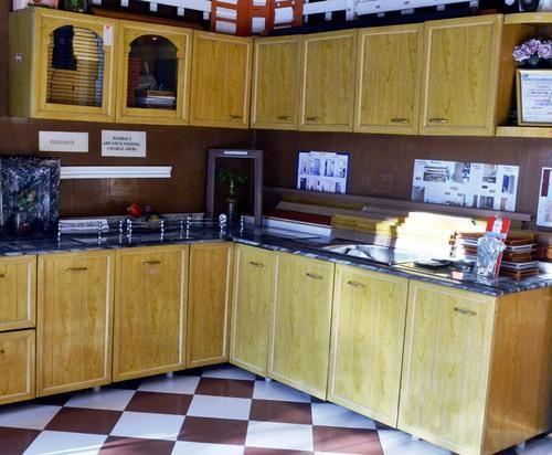 Water Proof PVC Kitchen Cabinet