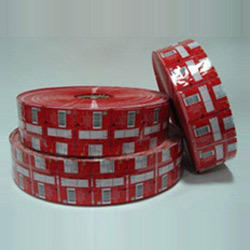 Multi Colored PVC Shrink Labels