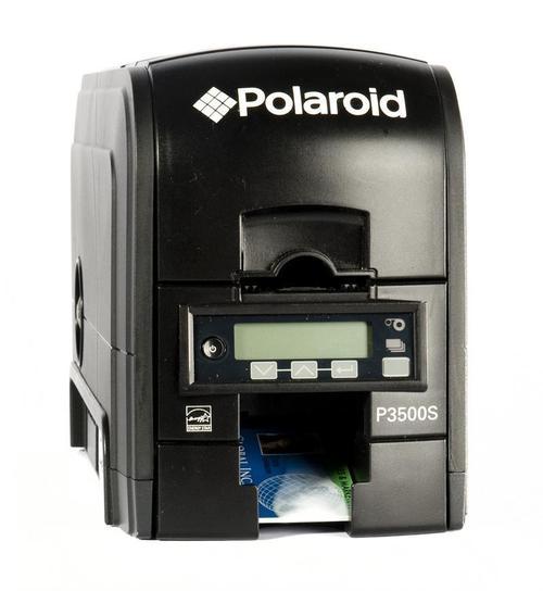 Plastic Card Single Side Printer (Polaroid 3500S)