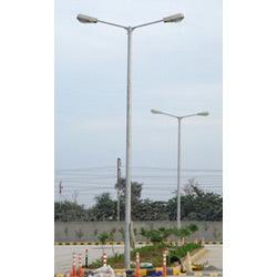 Solar Light Poles