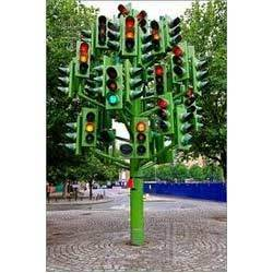 Traffic Lighting Poles