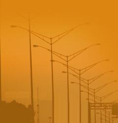 Tubular Street Poles