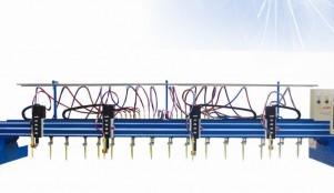 CNC Gas Strip Cutting/Multitorch Cutting Machine