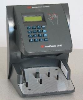 Hand Punch 3000 Biometric Machine