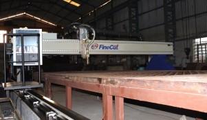 Medium Level High Production Plasma Cutting Machine