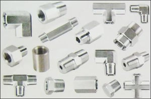 Precision Instrument Pipe Elbow And Cross