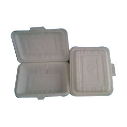 Biodegradable Pack Lunch Box (650 Ml)