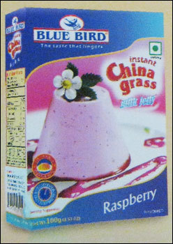 Instant China Grass Milk Jelly