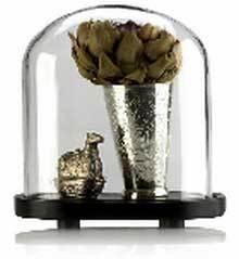 Decorative Glass Dome