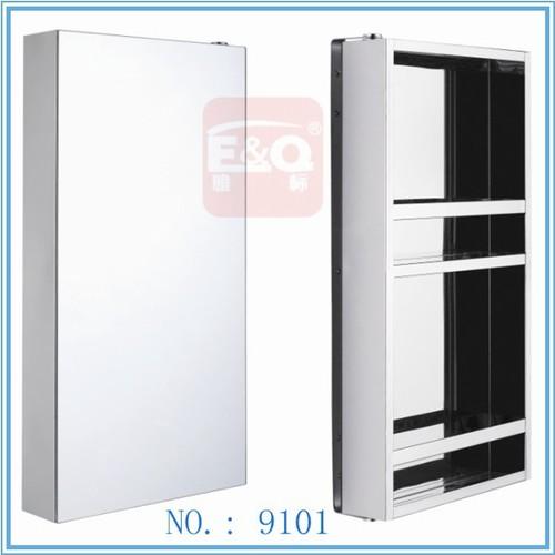 Stainless Steel Bathroom Mirror Cabinet In Foshan Guangdong E Q Bath Tech Co Ltd