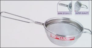 Stainless Steel Oil Strainers