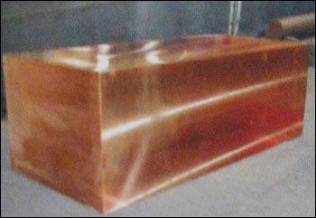 Beryllium Plate