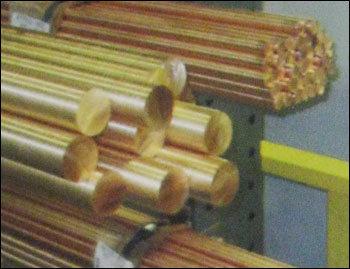 Beryllium Rods