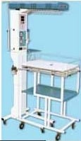 Neonatal Resuscitation Unit With Infant Care Trolley