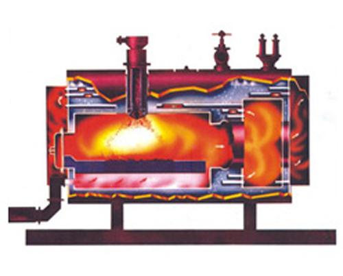 Steam Boiler for Internal Furnace - SUMAX BOILER ENGINEERS, Shop No ...