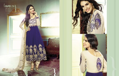 Fancy Embroidery Salwar Kameez