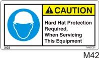 Safety Helmet Safety Decals