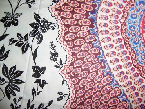 Screen Printing Fabric in  Sant Kabir Road