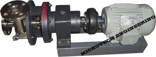 Ss Metal Scrubber Pump