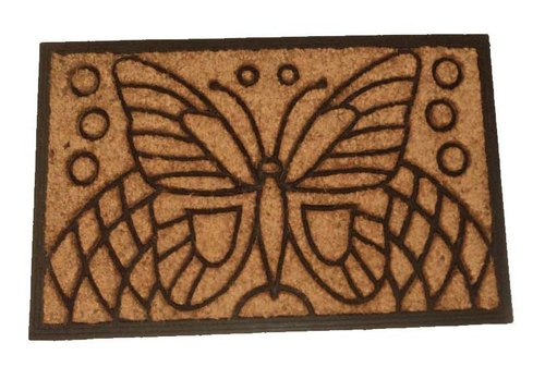 Coco Moulded Brush Mat