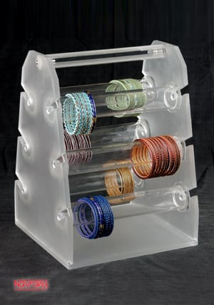 Fancy Bangles Display Stand