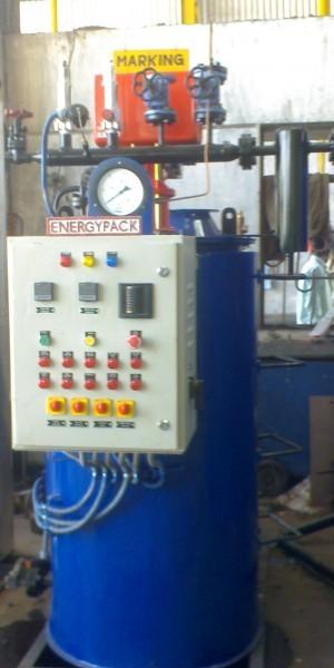 Non Ibr Coil Type Vertical Boiler
