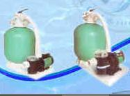 Swimming Pool Combo Filter And Pump System