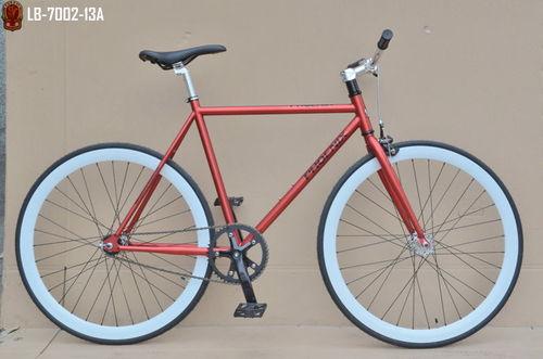 700Cx25 Steel Frame Phoenix Fixed Gear Bike