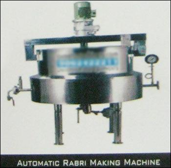 Automatic Rabri Making Machine