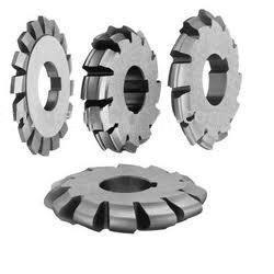 Bevel Milling Cutter in  Industrial Area - A