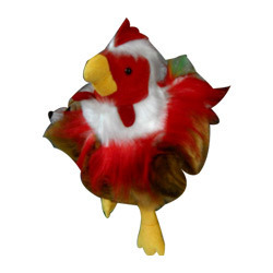 Hand Glove Rooster