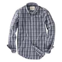 Soft Peached Cotton Casual Shirt